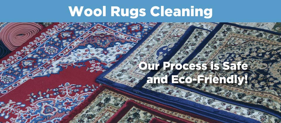 Wool Rugs and Carpet Cleaning