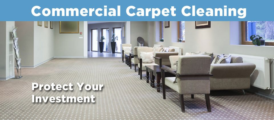 Commercial Carpet Cleaning Banner