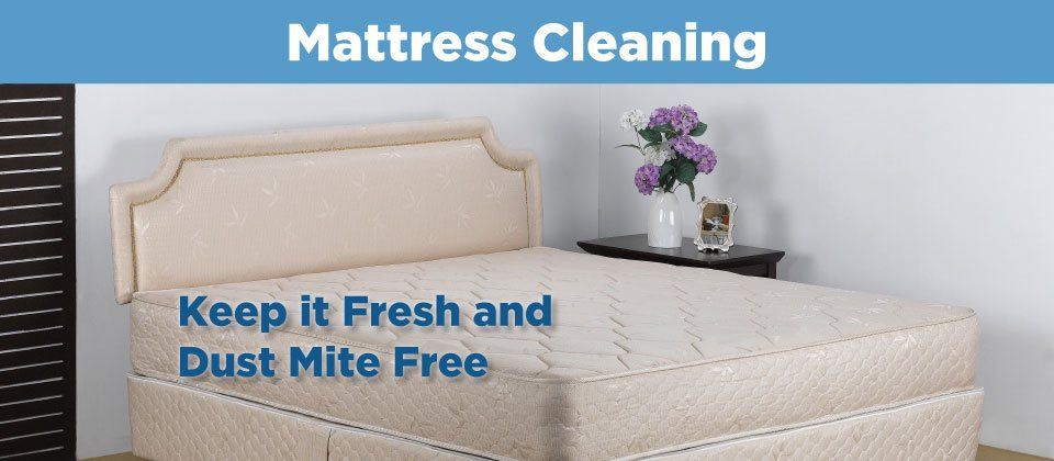 Mattress Cleaning Banner